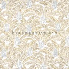Palmeta papel pintado Casamance todas las imágenes