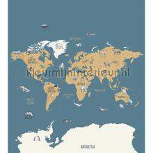 World Map fototapeten Caselio alle bilder