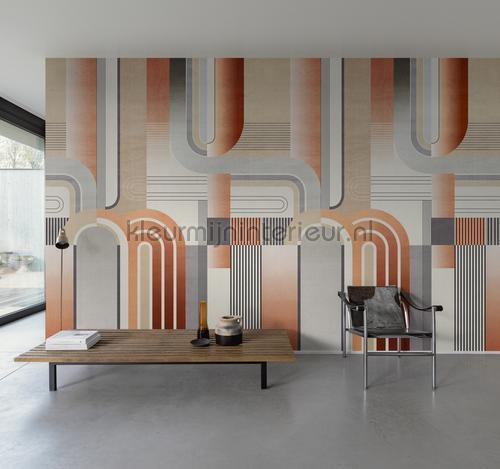 Panel 7 fotomurales 11855 Gráfico - Abstracto Hookedonwalls