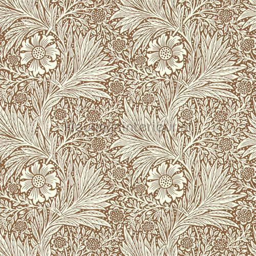 Marigold tapet 216955 romantisk moderne Morris and Co