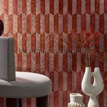 Prisma Venetian Red behang Arte exclusief