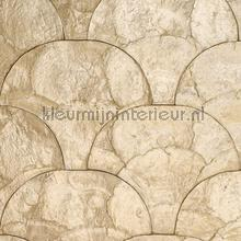 Camber Blanched Almond behang Arte exclusief