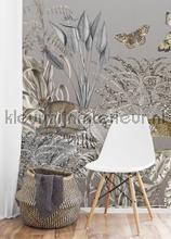 108719 fotobehang Behang Expresse Bloemen Planten