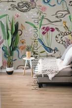 108712 fotobehang Behang Expresse Bloemen Planten