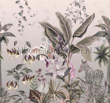 Rustige botanische sfeer papier murales Behang Expresse structures