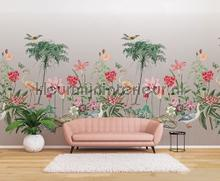 Tropische romantiek papier murales Behang Expresse PiP studio wallpaper