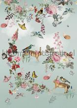 Vintage fairytale carta da parati Behang Expresse Sofie en Junar INK7620