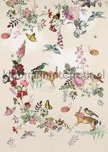Vintage fairytale carta da parati Behang Expresse Sofie en Junar INK7621