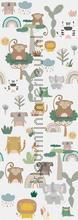Jungle party carta da parati Behang Expresse Sofie en Junar INK7657