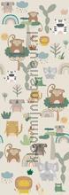 Jungle party greenish carta da parati Behang Expresse Sofie en Junar INK7658