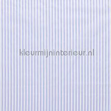Fijne strepen 5mm babyblauw rideau Kleurmijninterieur stress