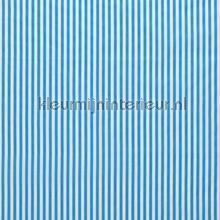 Fijne strepen 5mm aqua gordijnen Kleurmijninterieur strepen