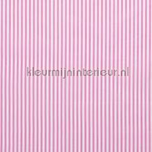 Fijne strepen 5mm licht roze rideau Kleurmijninterieur stress