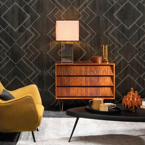 Villa Empain wallcovering SYC5110 wallpaper by meter Arte