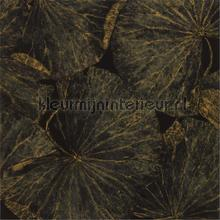 Thaisho Deco Vine Black wallcovering Zoffany The Muse 312750