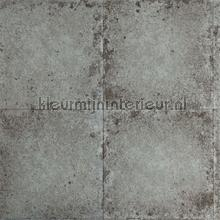 Lustre Tile Pewter wallcovering Zoffany Vintage- Old wallpaper