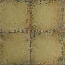 Lustre Tile Gold wallcovering Zoffany The Muse 312831