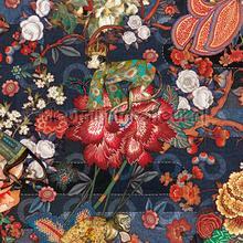 Rendezvous Tokyo Blue Indigo behang Arte exclusief