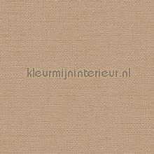 Weave mocha behang Dutch Wallcoverings uni kleuren