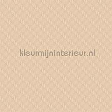 Chevron brown behang Dutch Wallcoverings klassiek