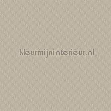 Chevron khaki behang Dutch Wallcoverings klassiek