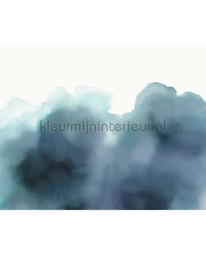 Aquarelle Blue fototapeten 300912 Modern - Abstract Eijffinger