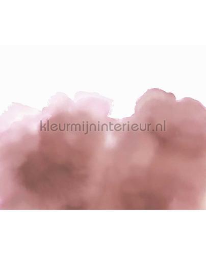 Aquarelle Rose fototapeten 300916 Modern - Abstract Eijffinger