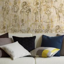 Hida behang Arte natuurlijke materialen
