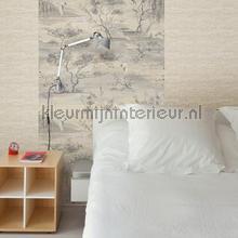 Akita behang Arte natuurlijke materialen