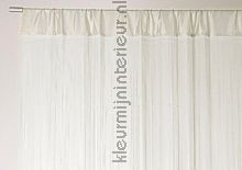 Lasalle wit vlamwerend fly curtains Blyco wire curtains