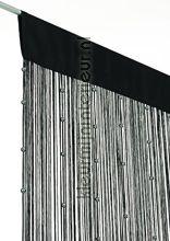 Draadgordijn met parels Helena 04 cortinas antimoscas Blyco wire curtains