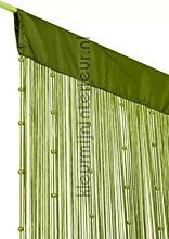 Draadgordijn met parels Helena 08 fly curtains Blyco wire curtains