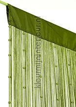 Draadgordijn met parels Helena 08 cortinas antimoscas Blyco wire curtains