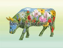 La dolce vita cow fotobehang Noordwand Kunst Ambiance