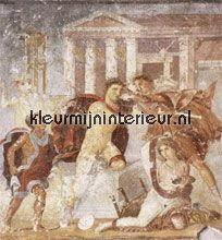 Orestes killing neoptolemus fotobehang Noordwand Kunst Ambiance