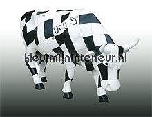 black white cow fotobehang Noordwand Evolutions II 1235