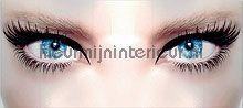 Eyes fotobehang Kunst Ambiance