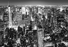 Midtown New York fotobehang Ideal Decor Ideal-Decor Vlies 00956