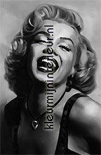 Marilyn monroe fotobehang Ideal Decor behang