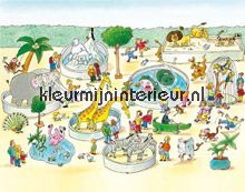 Zoo papier murales AS Creation XXL Wallpaper 0350-6