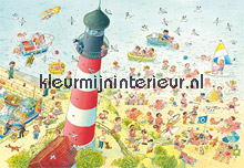 Lighthouse papier murales AS Creation XXL Wallpaper 0351-3