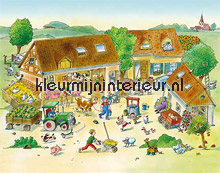 Farm papier murales AS Creation XXL Wallpaper 0351-6