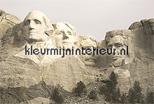 mount rushmore fotobehang Noordwand Evolutions II 1168
