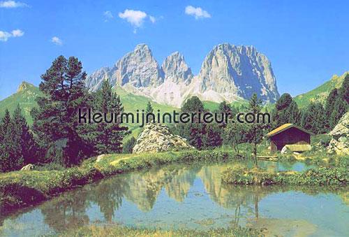 dolomiten fotobehang 8-9017 Scenics Komar