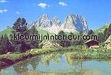 dolomiten fotobehang Komar Scenics 8-9017