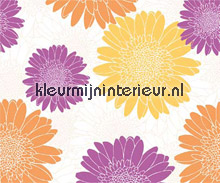 Flower papier murales AS Creation XXL Wallpaper 0340-2