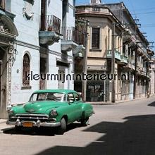 Havana fotobehang Dutch Wallcoverings Steden Gebouwen