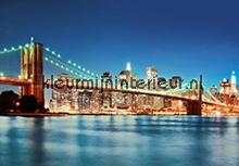 New York East River fototapeten Ideal Decor Ideal-Decor Vlies 00961