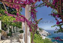 Amalfi fotobehang Komar Scenics 8-931