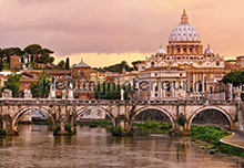Rome fotobehang Komar City 8-932